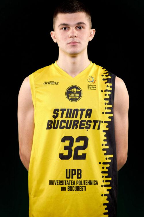 CSU Stiinta Bucuresti baschet U18