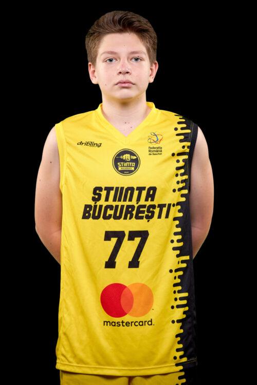 CSU Stiinta Bucuresti baschet U16